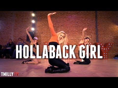 Hollaback girl gwen stefani скачать.