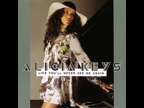 Alicia Keys Like You'll Never See Me Again & Adrian Dalera & Roger Grey Fierce [Vin Aeuoa Mash-up]