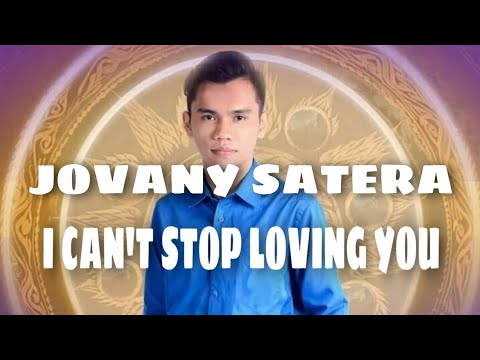 MUST WATCH! JOVANY SATERA - I CAN'T STOP LOVING YOU ( Live Performance during Mr. Yaki 2017 )