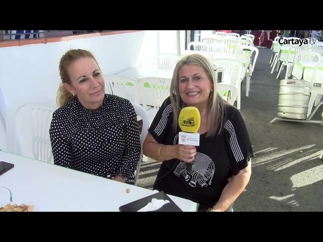 56ª Feria de Octubre de Cartaya - Un paseo por la feria con Manolo Camacho (1)