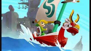 Legend of Zelda : Wind Waker - Dragon Roost Island Remix