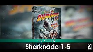 #SchleFaZ Sharknado 1-5 (DVD Trailer)