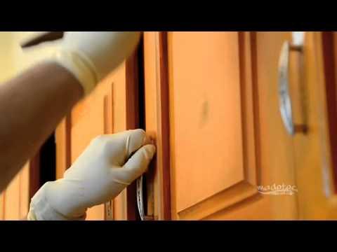 Restauración de Muebles de Cocina - YouTube