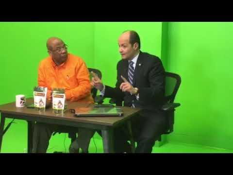 Junior Betances TV  Entrevista Ramfis Trujillo Con Pedro Aguiar