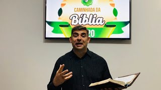 9ª Semana da Caminhada Bíblica - Js 13-15
