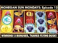 THANKS FLYING DUDE! 5 Dragons Slot Machine - MOHEGAN SUN MONDAYS Ep. 12