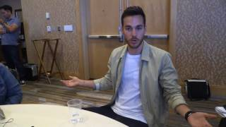SDCC 2017: Comic Uno Supergirl's Chris Wood Interview