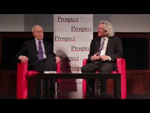 Michael Sandel in conversation with AC Grayling (1/3)