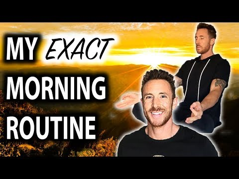 My EXACT Morning Routine & DAILY  Manifestation Ritual