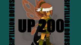 DOFUS - UP 200 - Mustillion, l'eniripsa de la team !