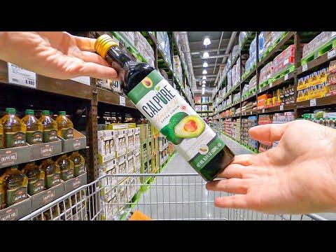 [4K] Supermarket Shopping Walk Seoul How much do you buy on average at the mart? 이마트트레이더스 장보기 쇼핑 걷기