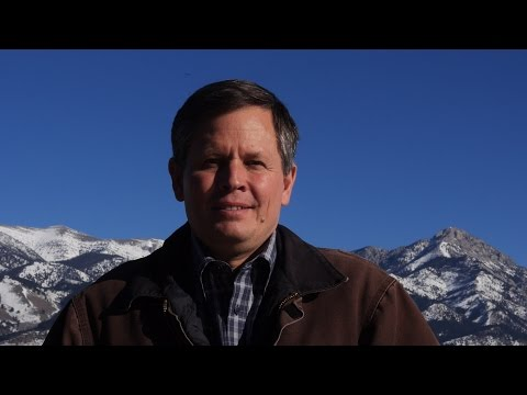 Steve Daines - The Kid From Montana - 30