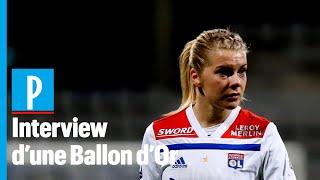 Ada Hegerberg, ballon d'or féminin : «Il faut des investissements pour changer le foot »