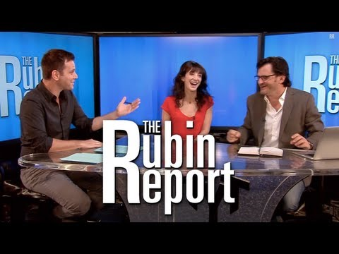 Ben Mankiewicz and Jackie Geary On The Rubin Report