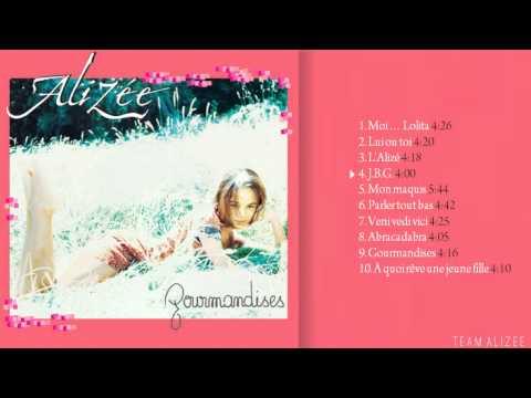 Alizée  Gourmandises Full Album HD