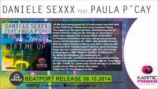 Daniele Sexxx feat. Paula P´Cay - Lift Me Up (Todd Terry Radio Edit)