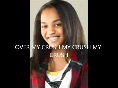China Anne McClain-My Crush lyrics