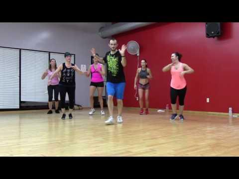 Sonny - Cha Cha - Zumba fitness Choreography - Ft. Dillon Reuben