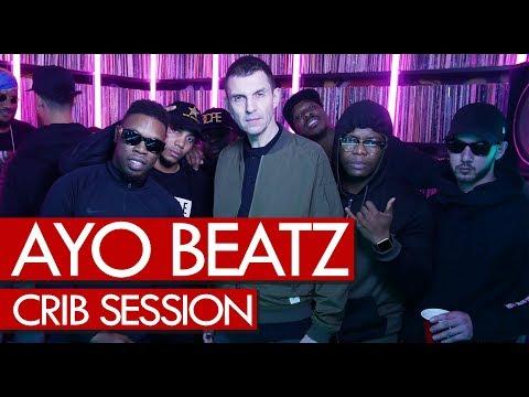 Ayo Beatz, Asher D freestyle - Westwood Crib Session