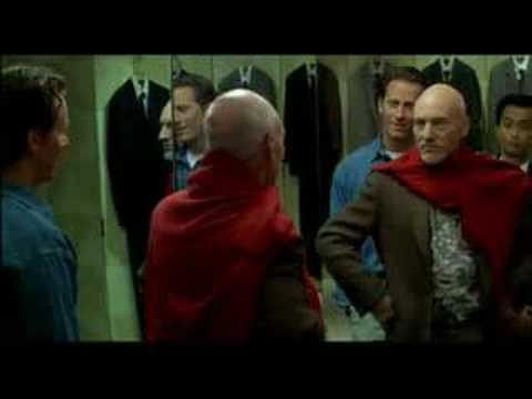 Captain Picard as a Gay Guy