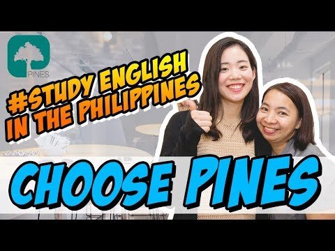 [Study English in the Philippines] Welcome to Pines International Academy Baguio City, Philippines