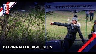 DGPT FPO Highlights: Catrina Allen