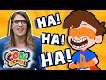 FUNNIEST PUNS!🌈😂Funniest Stories With Ms Booksy, Drew + MORE | Cartoons for Kids