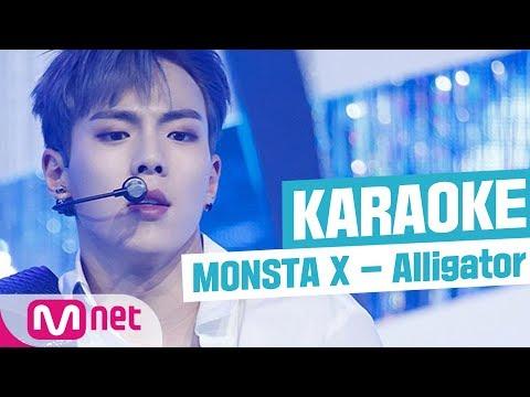 [MSG Karaoke] MONSTA X - Alligator