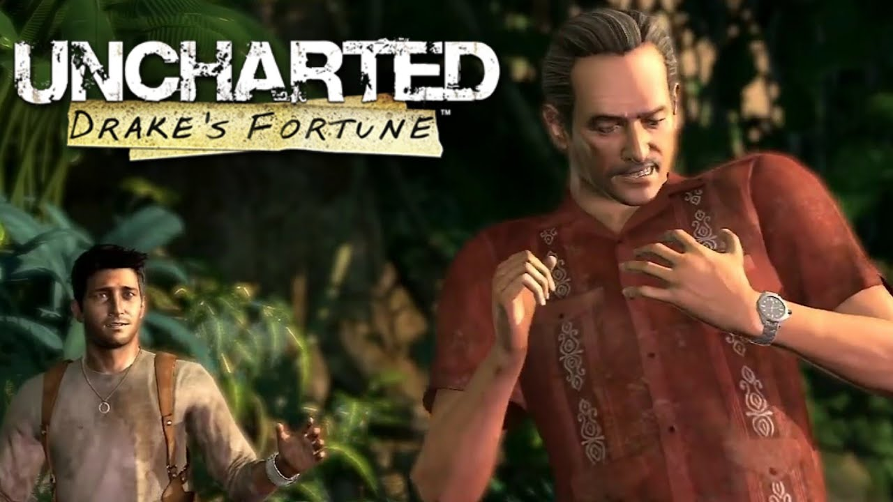 Uncharted 1 Parte 2 Sully Morreu Youtube