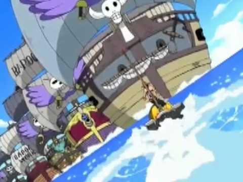 One Piece - Ace Vs Baroque Firma