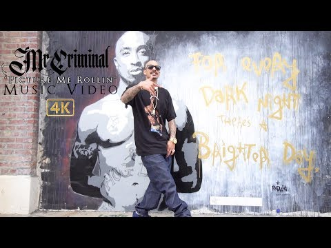 Mr. Criminal - Picture Me Rollin (Official...