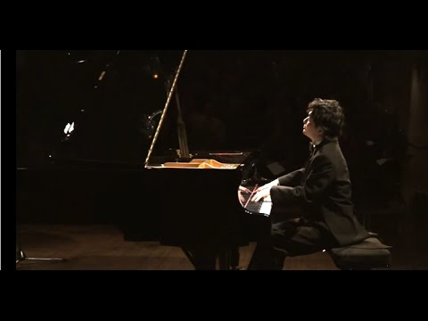 Sheng Cai - Liszt Sonata in B minor, Live in Montréal (HQ sound)