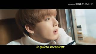 BTS–SPRING DAY/karaoke en español