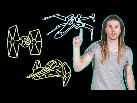 Why Every Movie Space Battle Is Wrong! (Because Science w/ Kyle Hill)