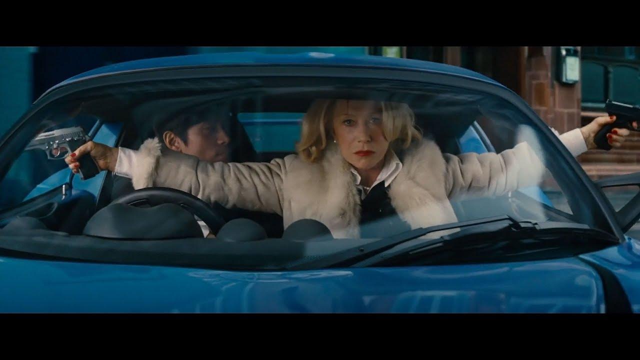 Helen Mirren Car Scene
