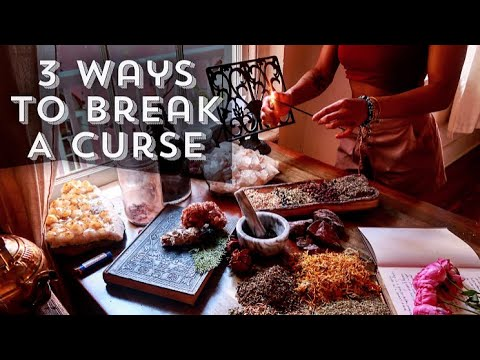 3 POWERFUL Ways To Break A Curse! #| 3 IS A MIRACLE!  | BEHATILIFEw