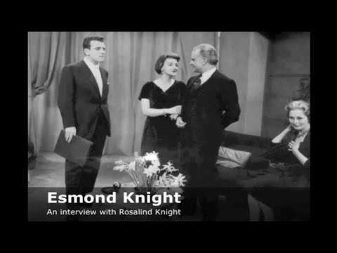 Rosalind Knight recalls This Is Your Life