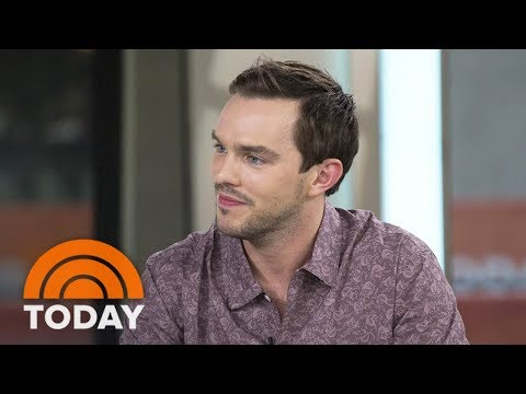 Nicholas Hoult Talks About Playing J.D. Salinger In 'Rebel In The Rye' | TODAY