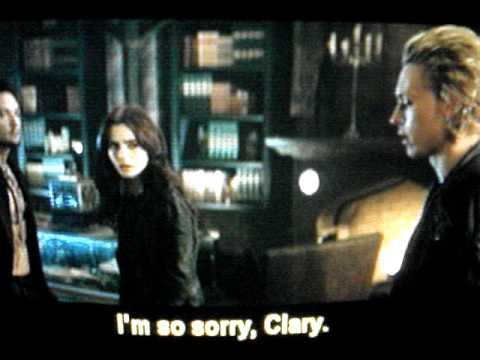 TMI-''Jace,Clary VS Valentine Scene'' - YouTube