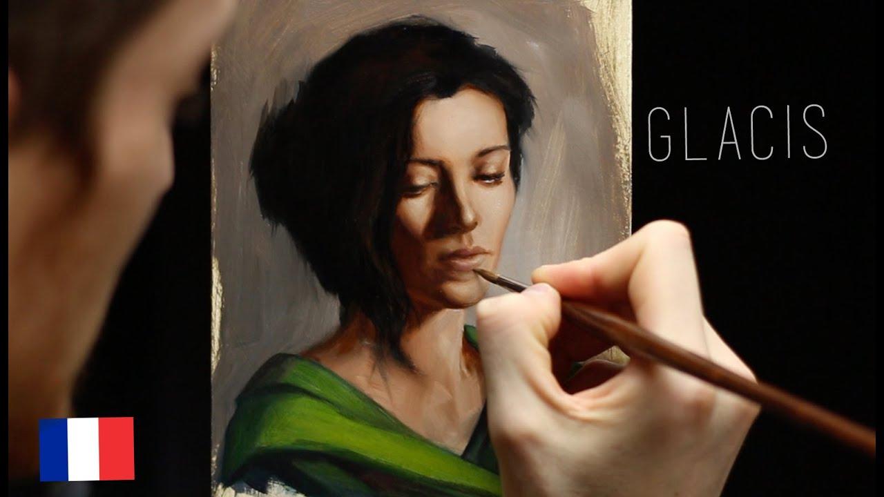 Techniques de peinture à l'huile : les Glacis