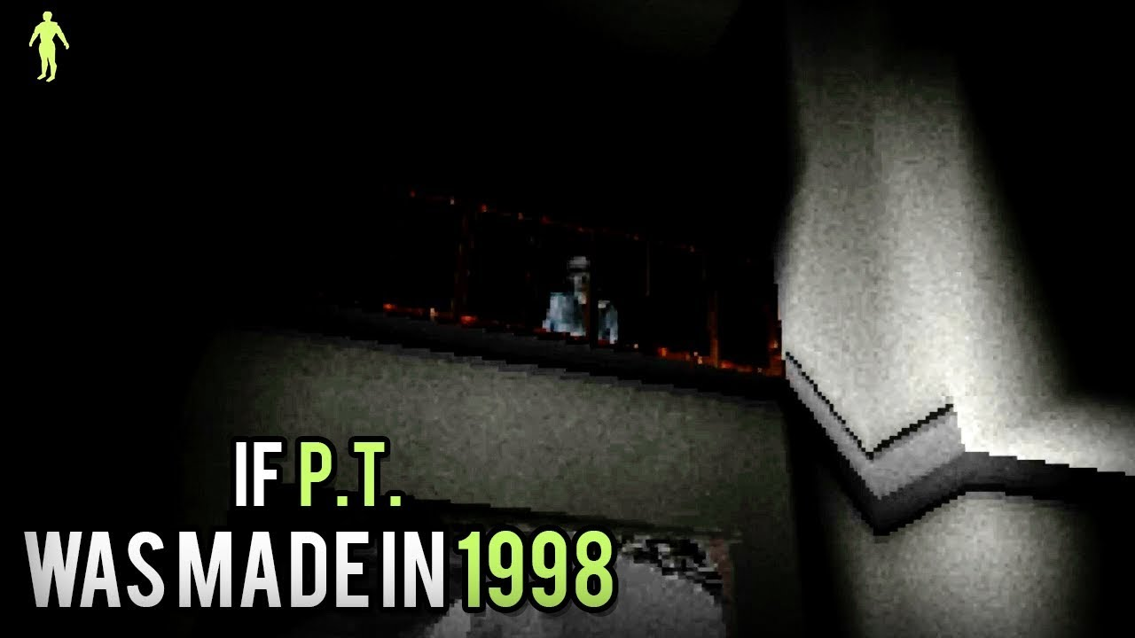 P T  Demake Shows Silent Hills Teaser as 1998 Game | Game Rant