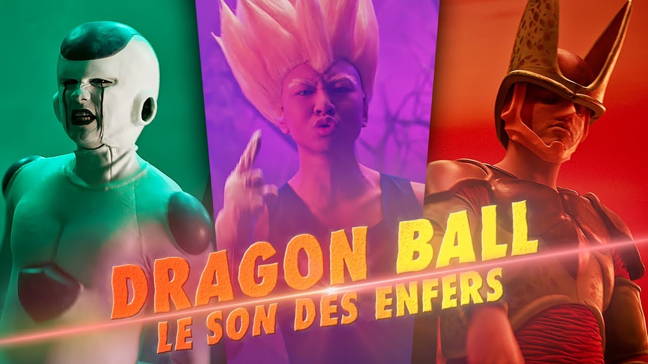 Download DRAGON BALL - LE SON DES ENFERS ! (Music Video)
