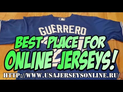 GREAT JERSEYS FOR CHEAP PRICES! (PRODUCT REVIEW USAJERSEYSONLINE.RU!!)