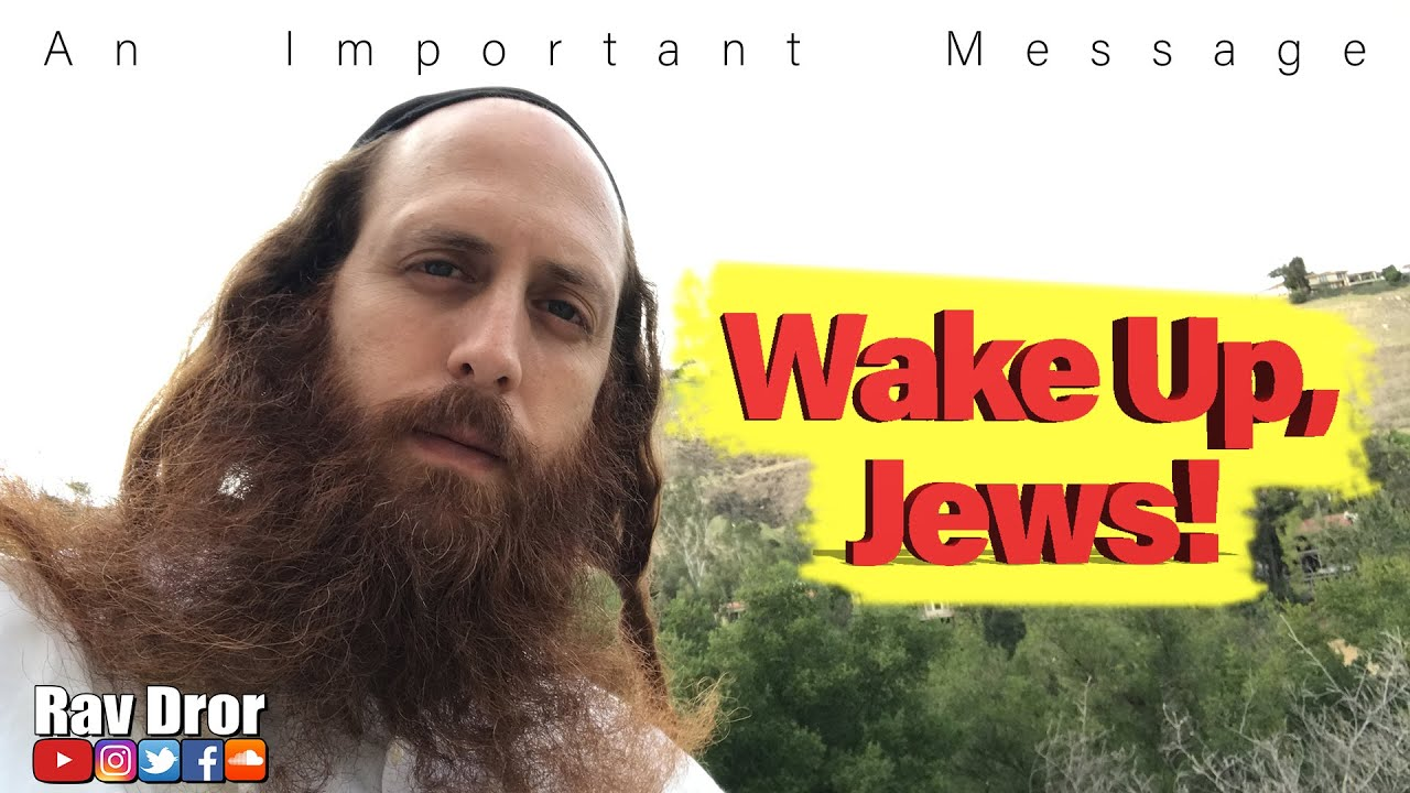 Rabbi Dror calls on Jews to help millions from Ephraim and the lost Tribes to come home to Israel