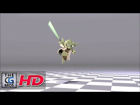 "CGI & VFX Showreels HD: ""Game Animation Showreel"" - by Tom Bailey"