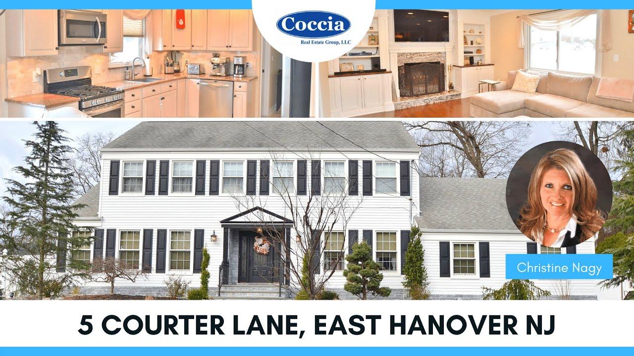 5 Courter Lane | Homes for Sale East Hanover NJ | Morris County
