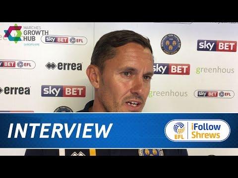 INTERVIEW | Paul Hurst post Wolves - Town TV
