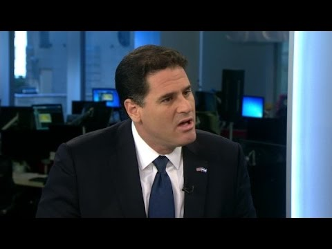 Ron Dermer discusses tension in U.S.-Israel relations.