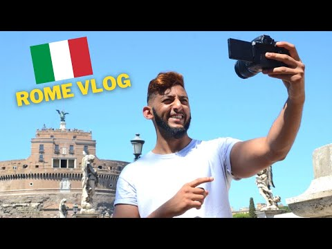 THE BEST ROME VLOG EVER!