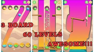 Dig it! - 3 Boards - 60 Levels - Tips & Tricks